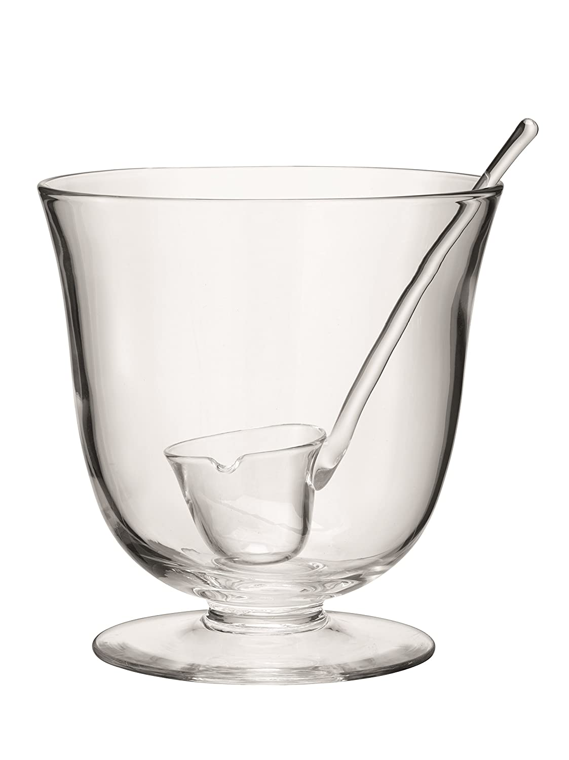 LSA International Serve Punchbowl & Ladle, 9.75, Clear 9.75 G399-25-301