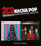 Nacha Pop -Buena Disposicion / Nacha Pop (2 CD)