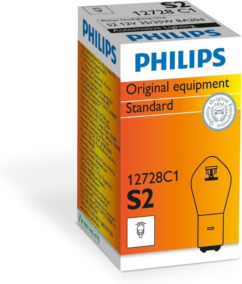 Philips 12728c1 Innenbeleuchtung S2 Auto
