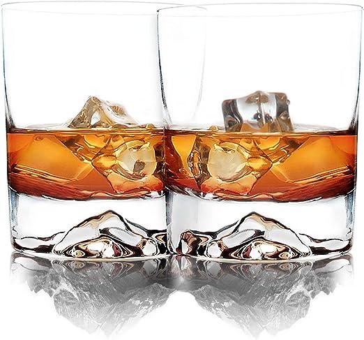 Nachtmann Sculpture Whisky Becher Whiskyglas Whiskeyglas Whiskygläser 2er Set