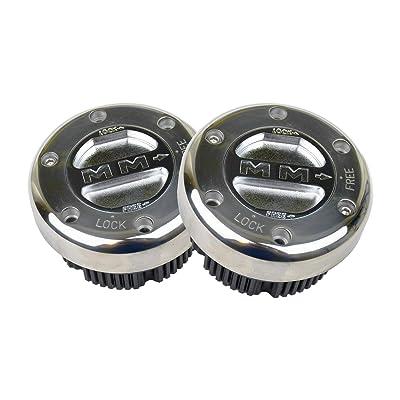 Mile Marker Premium Locking Hubs (449SS): Automotive