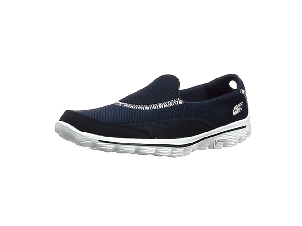 29e630a85c1e2 Skechers Go Walk 2 Sneaker Donna  Amazon.it  Scarpe e borse