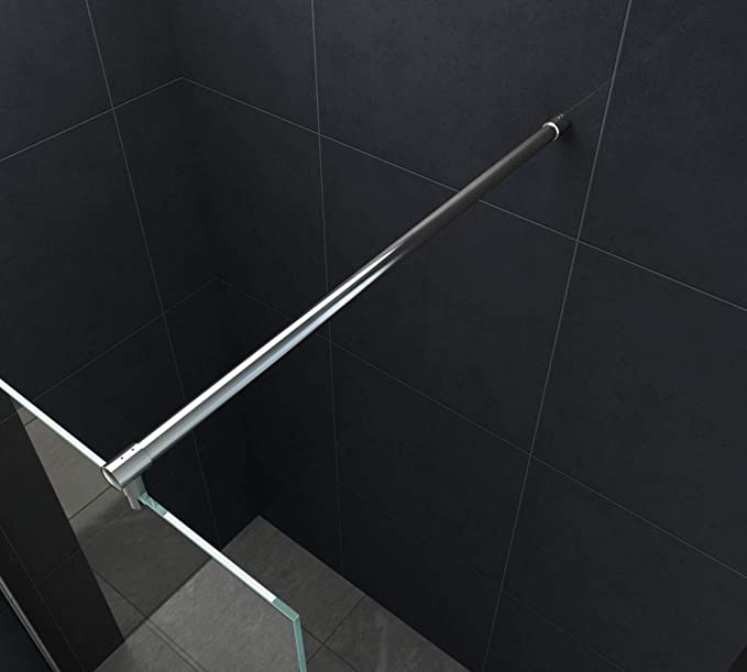 Brazo estabilizador para mamparas de ducha (150 cm): Amazon.es: Bricolaje y herramientas