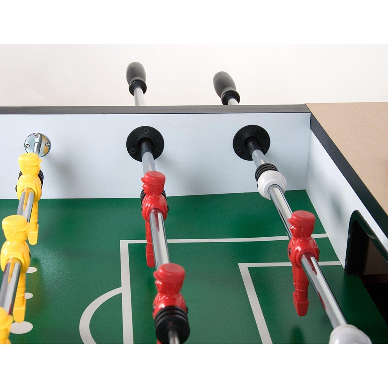 Tuniro Profesional futbolín Premium Series V, diseño de variantes ...