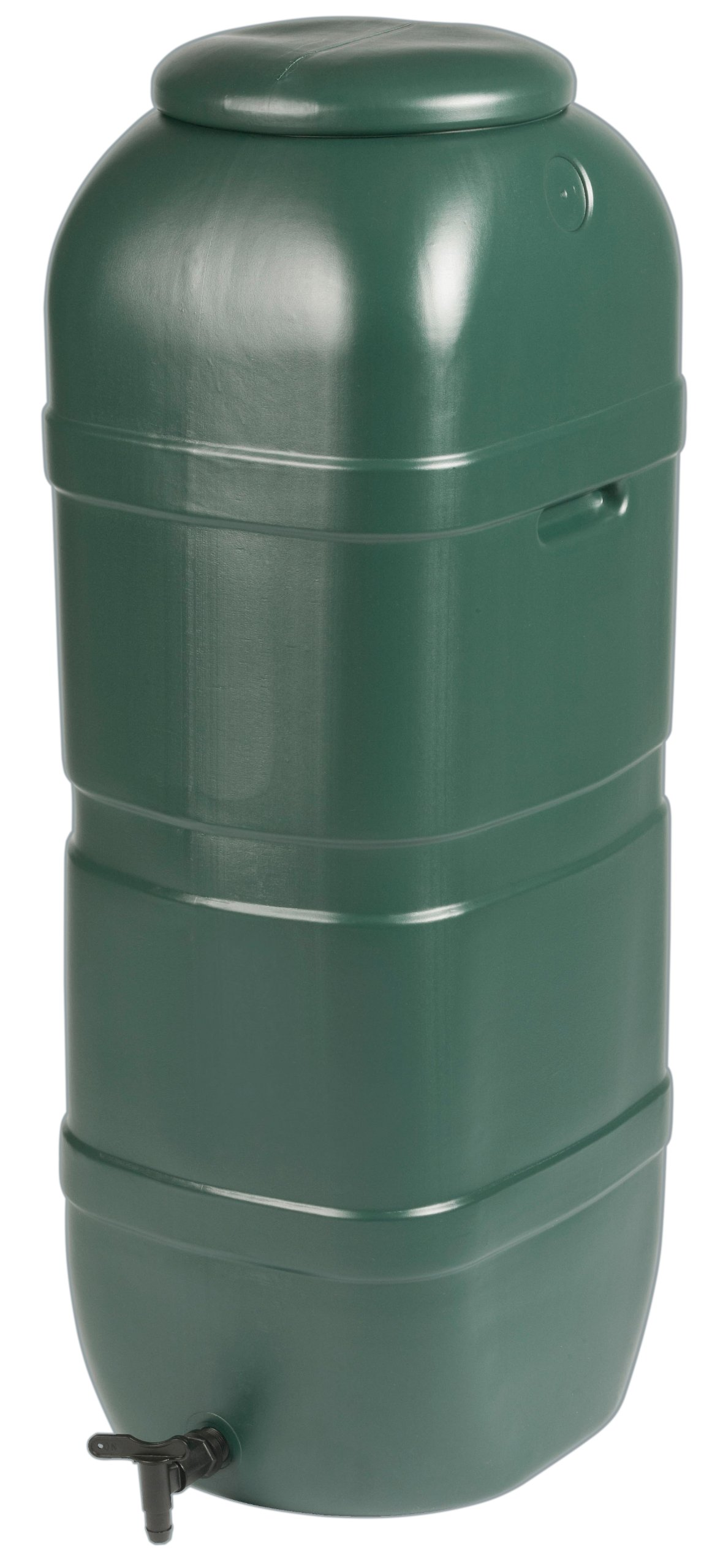 Ward GN334 100L Slimline Water Butt including Tap and Lockable Lid