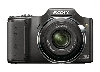 amazon com sony cyber shot dsc h20 b 10 1 mp digital camera with rh amazon com Sony DSC H50 Sony A6000