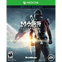 Mass Effect: Andromeda Deluxe Edition for Xbox One