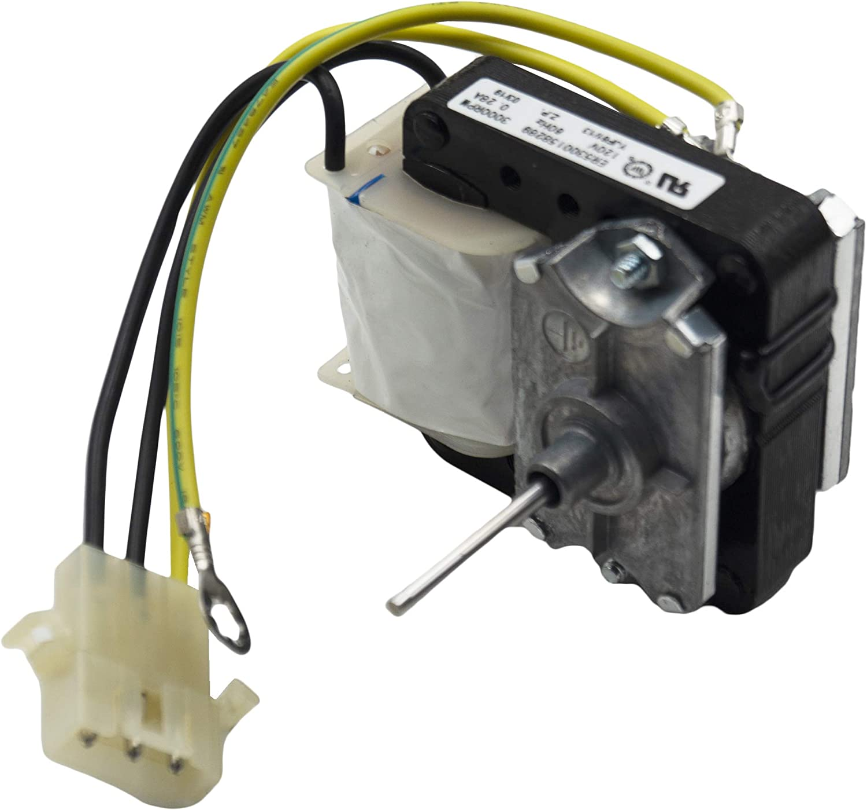 Supplying Demand 5300158289 Refrigerator Evaporator Fan Motor Compatible With Frigidaire