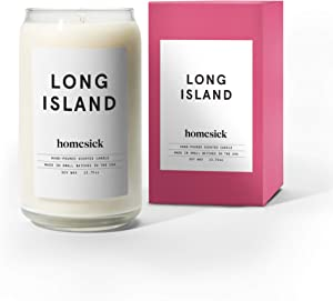Homesick Scented Candle, Long Island