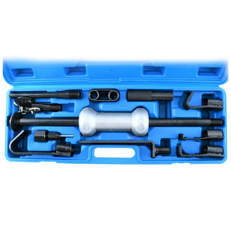8MILELAKE Auto Truck Dent Puller Tool Set 13pc Dent Repair Tool freebirdtrading