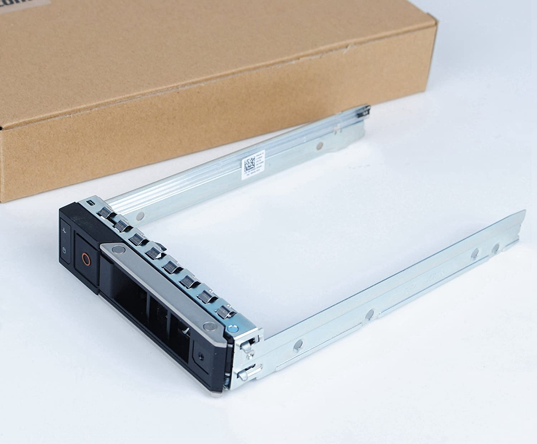 Hot Swap Bracket X7K8W 0X7K8W 2-Pack 3.5 SAS SATA Hard Drive Caddy for Dell 14th Gen PowerEdge Servers R440 R640 R740 R740xd R940 R6415 R7415 R7425