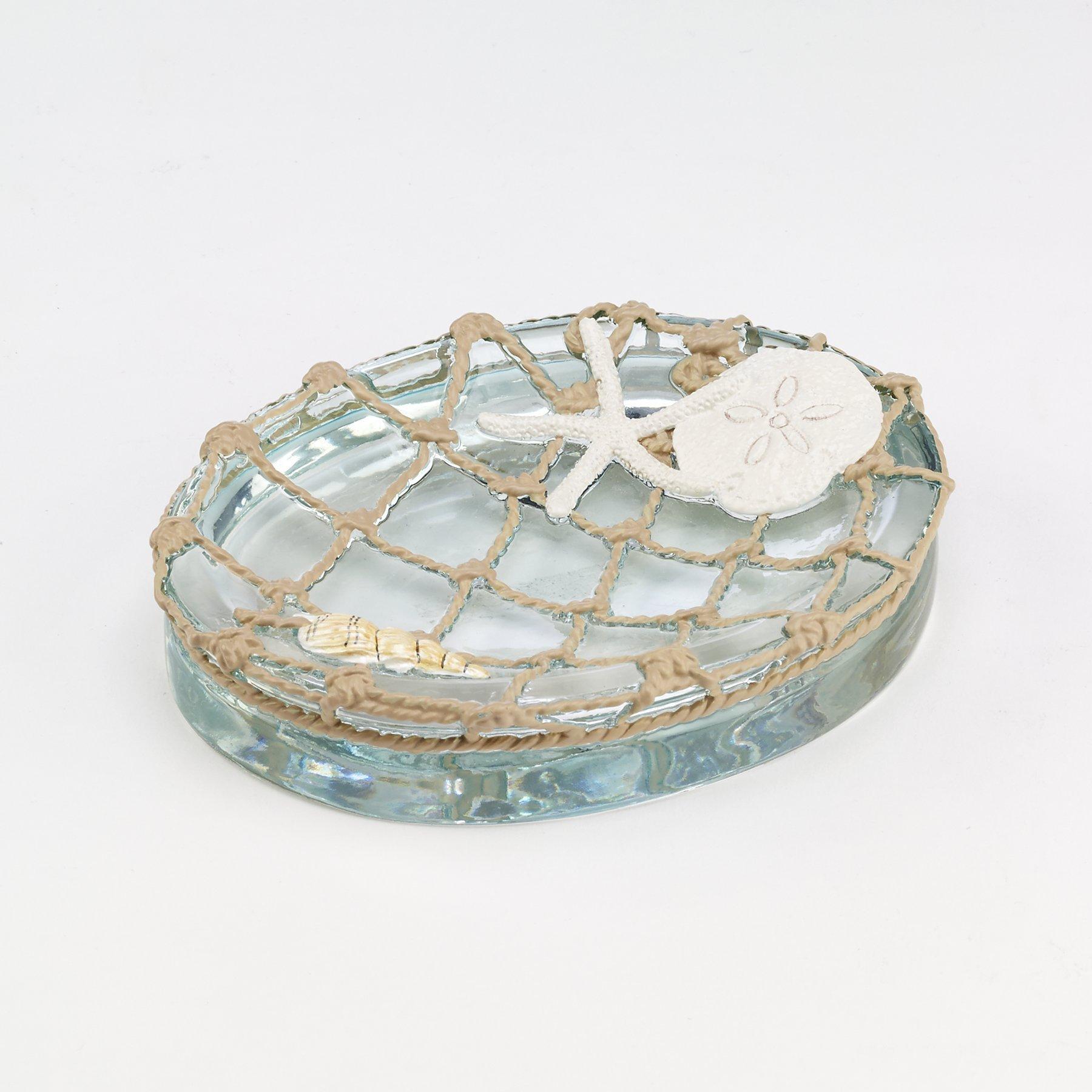 Avanti Linens Seaglass Soap Dish by Avanti Linens
