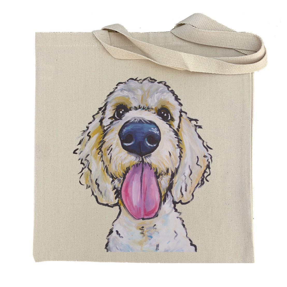 Inktastic Family Goldendoodle Dog Tote Bag