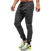 BOLF Hombre Pantalón Jogger Deportivo Jogging Entrenamiento Deporte Estilo Urbano Mix 6F6