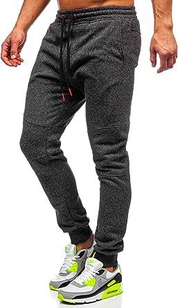 BOLF Sweatpants Pants Jogging Training Sports Joggers Trousers Mens 6F6 Active