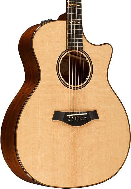 Taylor 514 ce FM Ltd - Guitarra Western con pastilla: Amazon.es ...