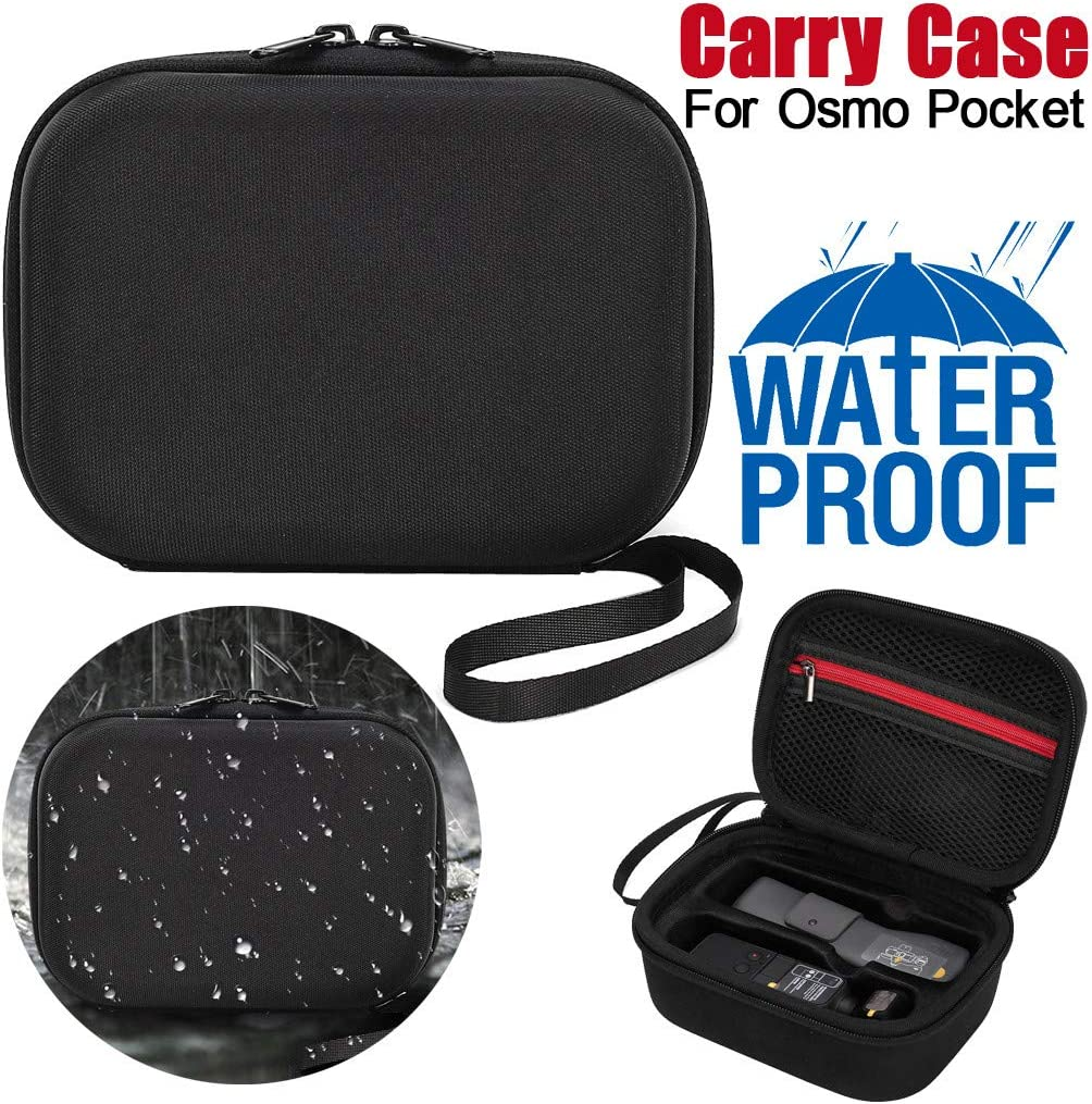 Bag Carry Case for DJI Osmo Pocket Handheld Waterproof Hard Case Portable Box Storage Mobile Bag
