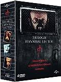 Hannibal Lecter - La trilogie : Le silence des agneaux + Hannibal + Dragon Rouge