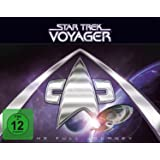 Star Trek: Voyager - The Full Journey Limited Collector's Edition [48 DVDs]