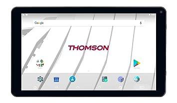 Thomson Tablette détachable 2en1 HERO10RK-1BK16 - 10,1 quot  Gris - Windows  10 bece0e151ebe