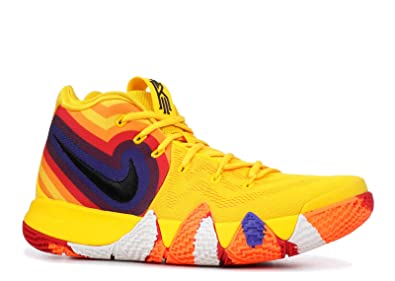 best service 6ca90 c3c9a Amazon.com | Nike Kyrie 4 Decades Pack 70s 943806-700 ...
