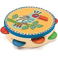 DJECO Animambo Tambourine Musical Instrument