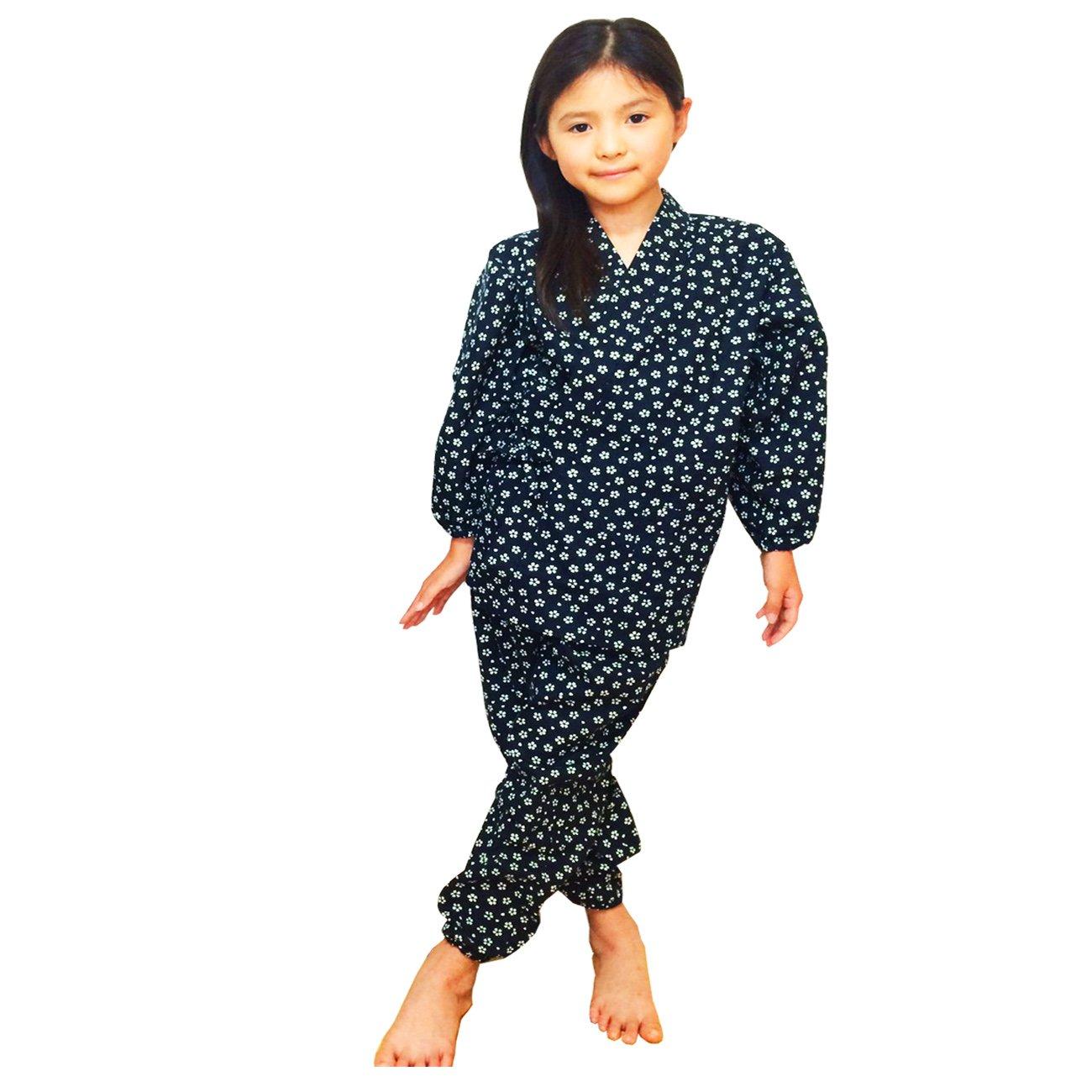 Amazon.com: Surugajino Samueya Kids Samue Ninja Suit 143-710 ...