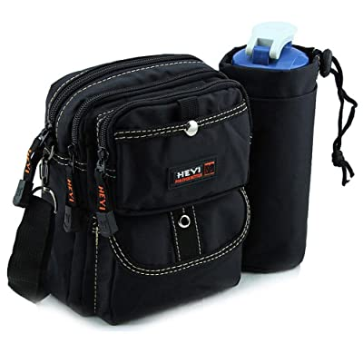 Outdoor peak Waist Pack Fanny with Water Bottle Holder for Hiking Travelling