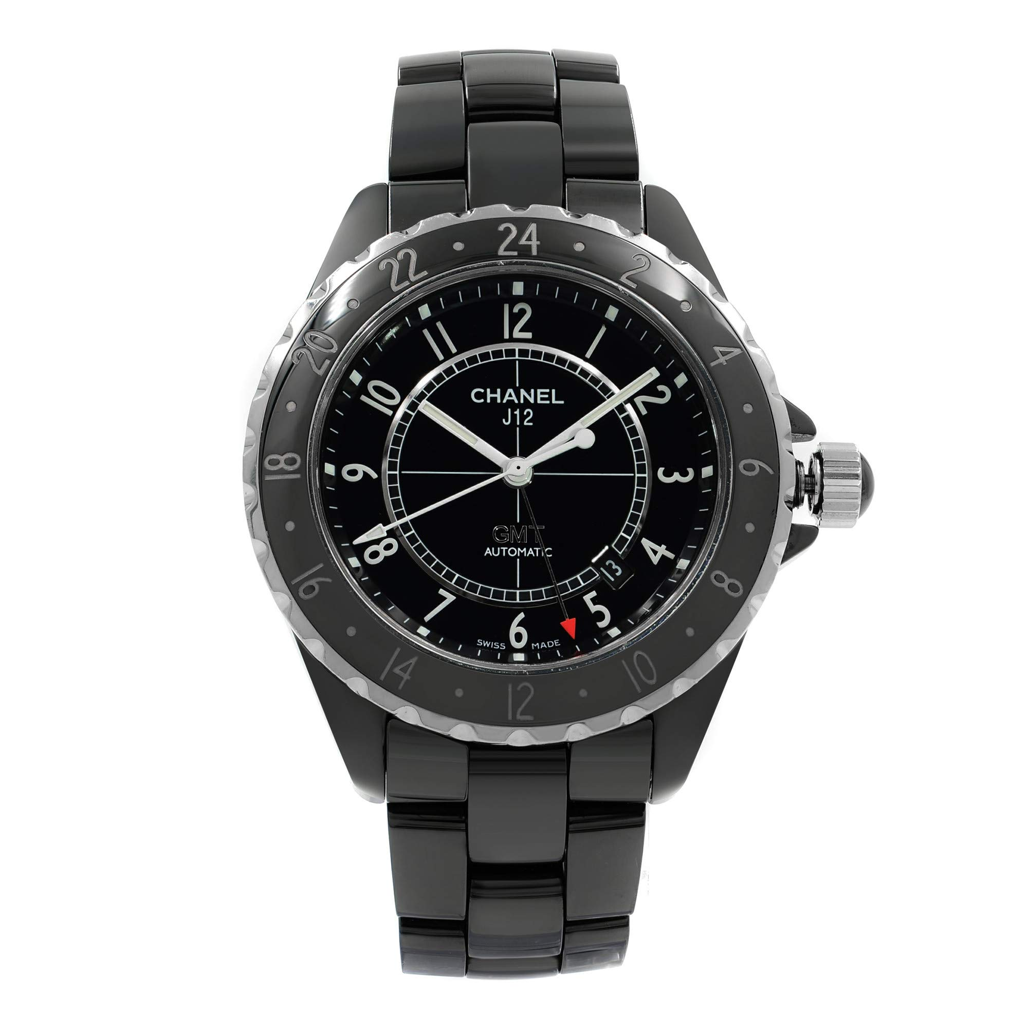 Chanel J12 Automatic-self-Wind Male Watch H2012 (Certified Pre-Owned)