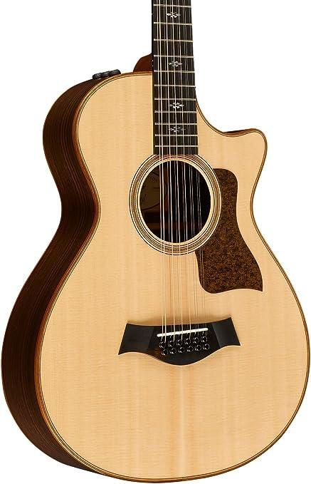 Taylor Edición limitada de la serie 700 752 CE 12-Fret 12-string ...