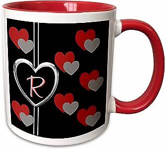 3drose Charlyn Woodruff Cw Designs Monogram Hearts