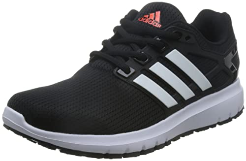best service ef396 4a90e Adidas Mens Energy Cloud WTC M Cblack, Ftwwht and Energy Running Shoes -  10 UK