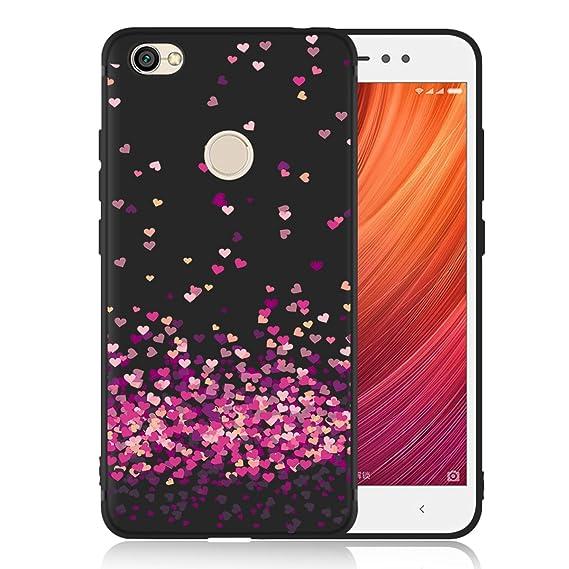 Amazon.com: IJIA Case for Xiaomi Redmi Y1 / Redmi Note 5A ...