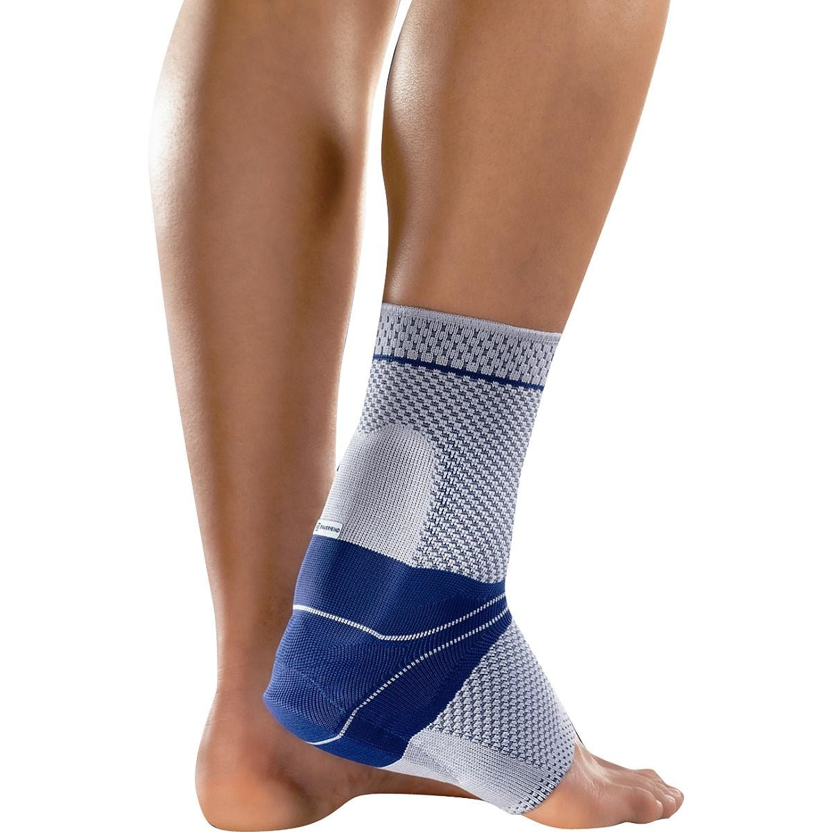 BAUERFEIND ACHILLOTRAIN ACHILLES TENDON SUPPORT TITANIUM RIGHT SIZE 4 by Bauerfeind