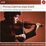 Pinchas Zukerman plays Vivaldi [Box Set]