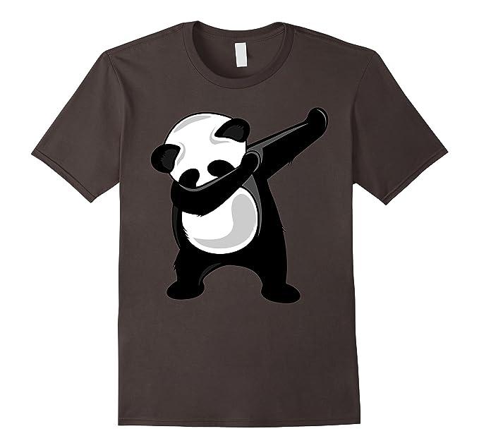 Amazon Com Dabbing Panda T Shirt Giant Panda Bear Dab Dance Tee