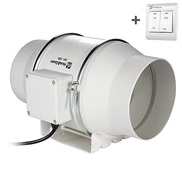 Hon & Guan pipe fan new duct ventilators pipe ventilators