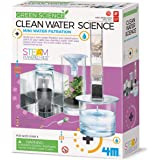 4M 4572 Clean Water Science - Climate Change, Global Warming, Lab - STEM Toys Educational Gift for Kids & Teens, Girls & Boys