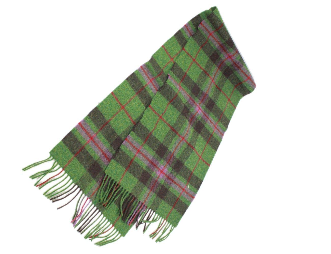 Biddy Murphy Irish Wool Scarf 12 x 63 100/% Lambswool Scarf Made in Ireland