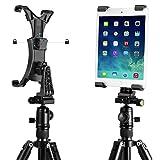 360 Degree Rotatable Break-Resistant iPad Tripod