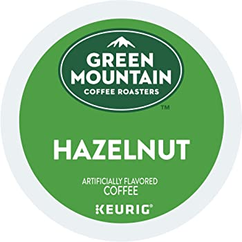 Green Mountain Light Roast Hazelnut Coffee