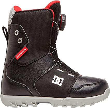DC Scout BOA Snowboard Boots Kid's Sz 2