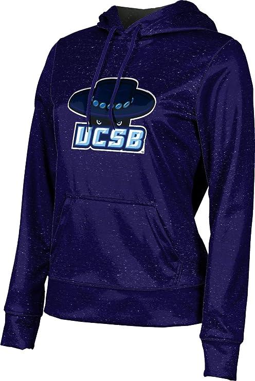 ProSphere University of California Santa Barbara Girls Pullover Hoodie School Spirit Sweatshirt Heather