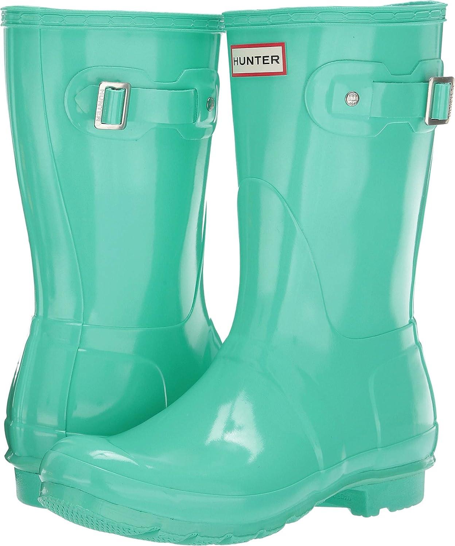 Hunter Womens Original Short Gloss Rain Boots