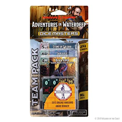 WizKids D&D Dice Masters: Adventures in Waterdeep Team Pack: Toys & Games