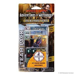 WizKids D&D Dice Masters: Adventures in Waterdeep Team Pack
