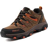 Lvptsh Zapatillas de Trekking para Hombre Botas de Montaña Zapatillas de Senderismo Calzado de Trekking Botas de…