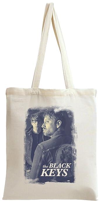 32c9444633 the Black Keys Tote Bag  Amazon.co.uk  Shoes   Bags