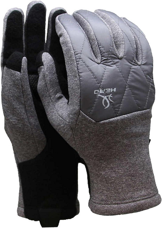 Details about  /Head Womens Waterproof Hybrid Gloves Grey Medium