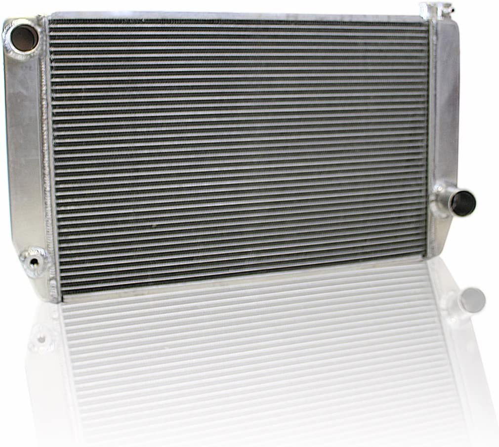 "Griffin 1-26241-X Universal Fit Radiator 27.5/"" x 15.5/"" 2-Row Crossflow Ford"